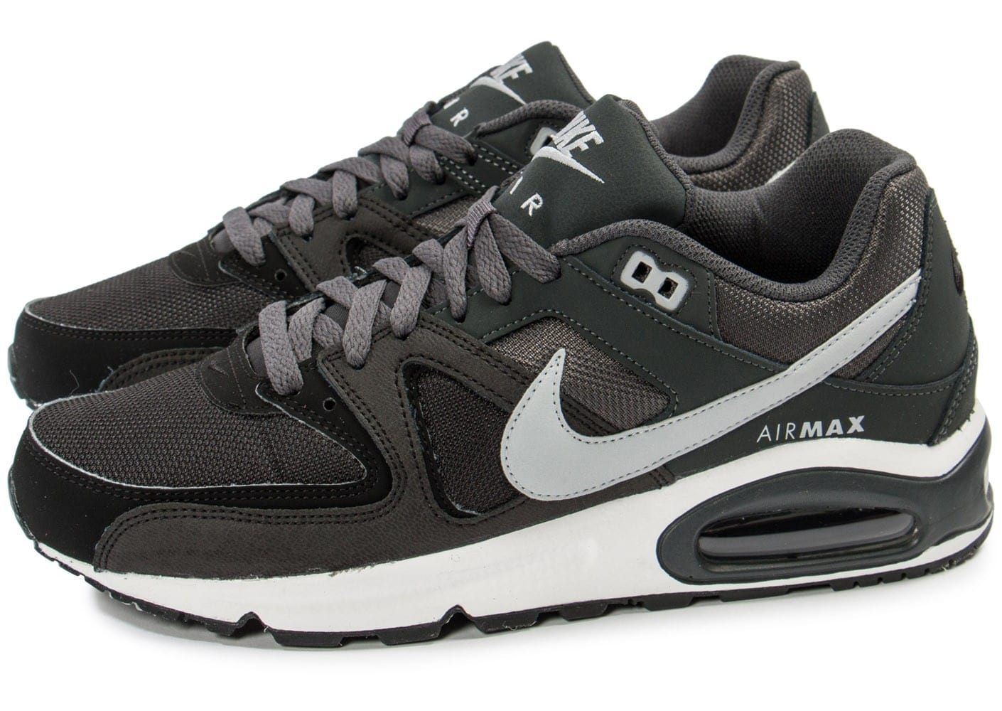 Nike Air Max Command gris anthracite Chaussures Baskets
