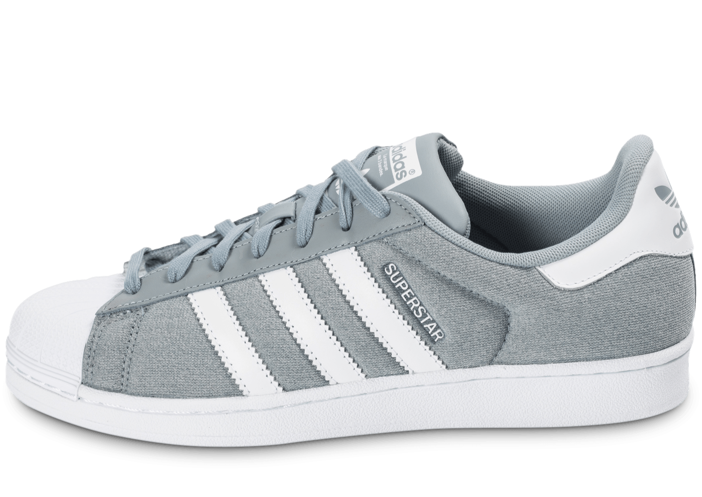 adidas Superstar Summer Pack grise - Chaussures Baskets homme - Chausport
