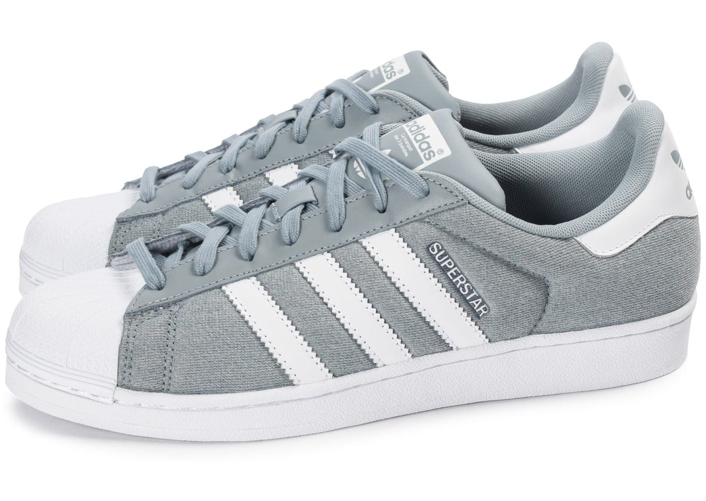 adidas Superstar Summer Pack grise - Chaussures