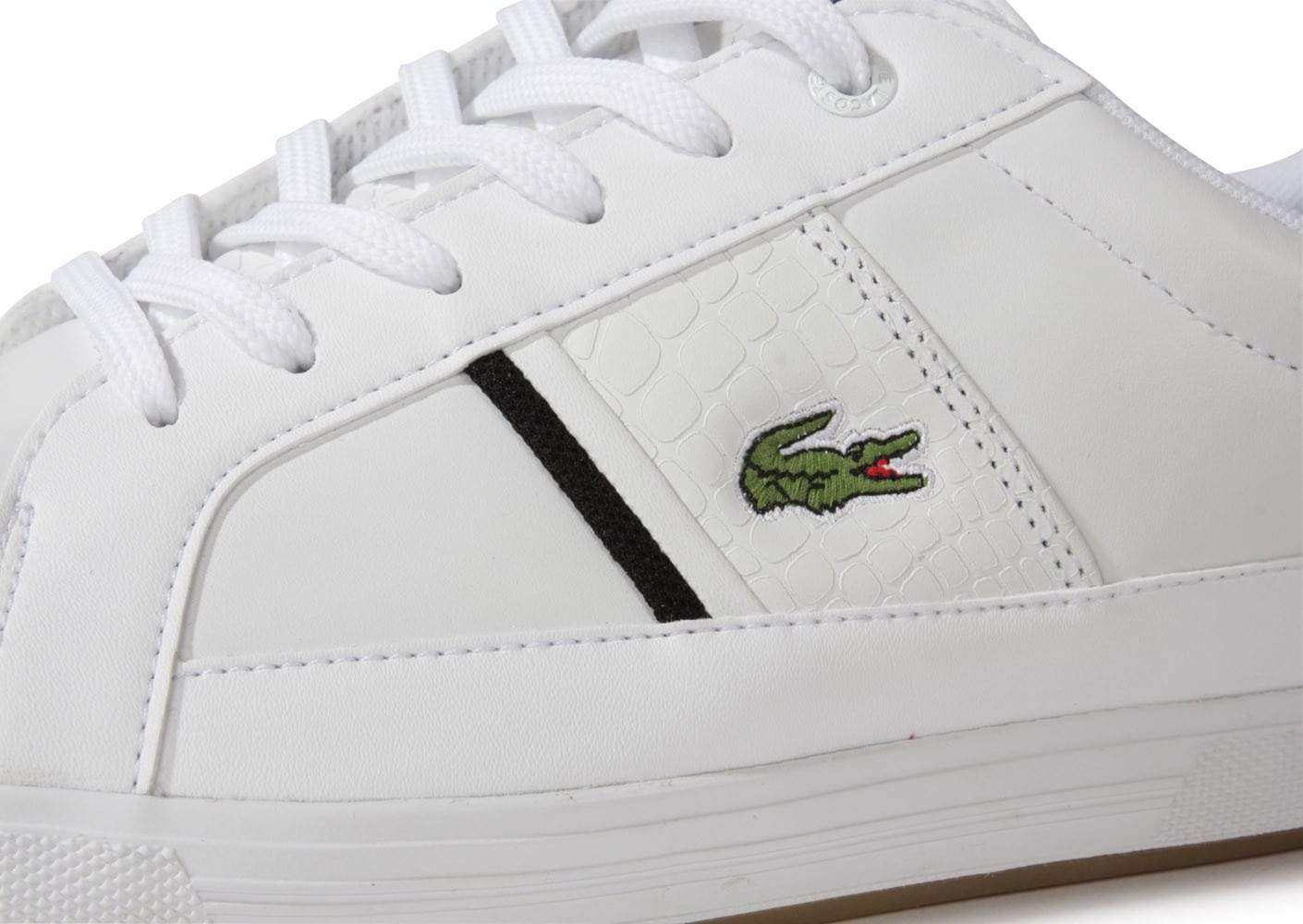 Chausport Chaussures Pqzts6wz Europa Lacoste Cuir Baskets Blanche Homme MpSGLqzjUV