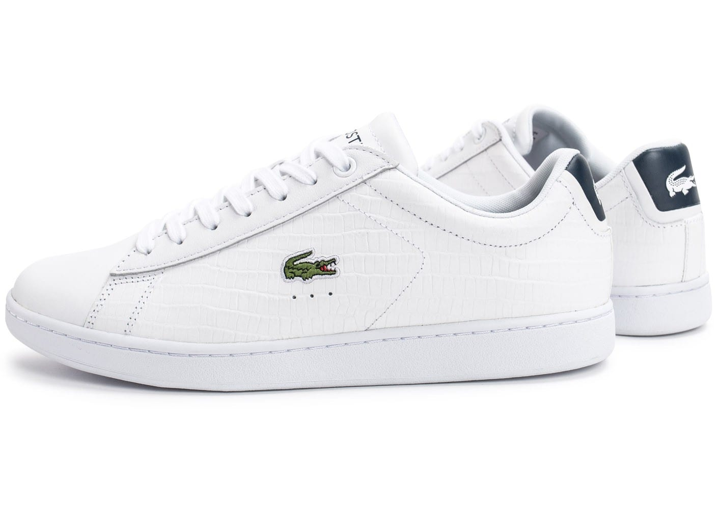 Chaussures Lacoste noires Fashion homme Y14SO
