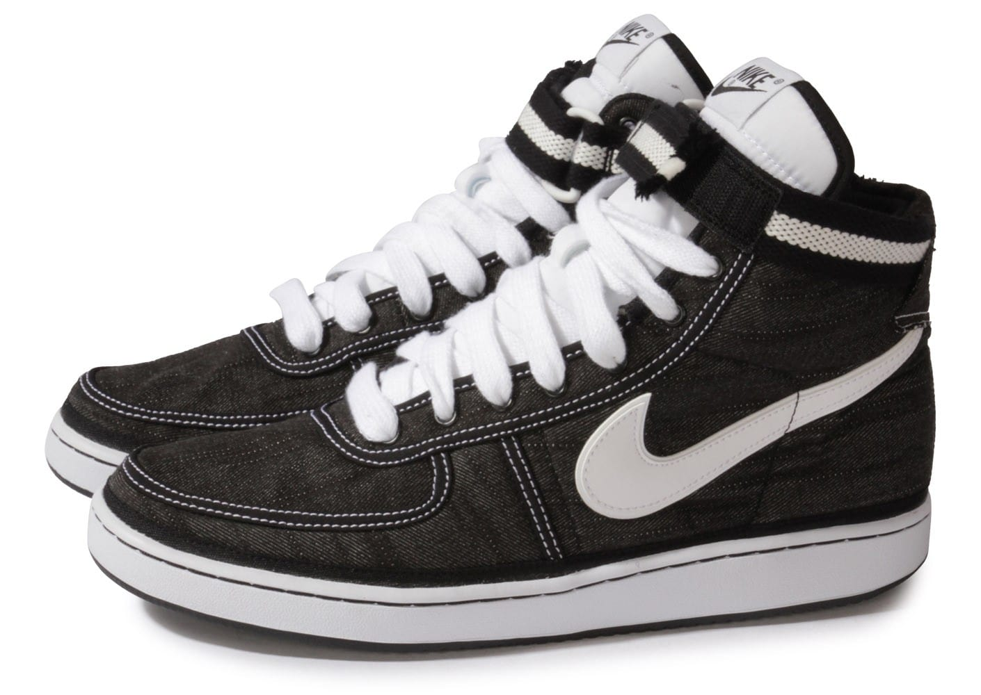 Noire Vandal Supreme High Baskets Homme Chausport Nike Chaussures orBCQdxeW