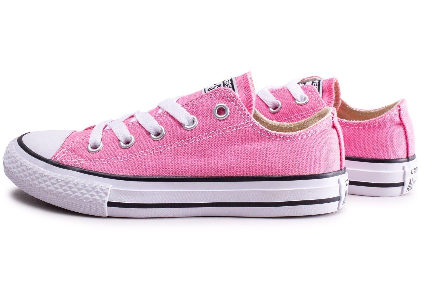 Converse Chuck Taylor All Star low rose - Chaussures Enfant ...