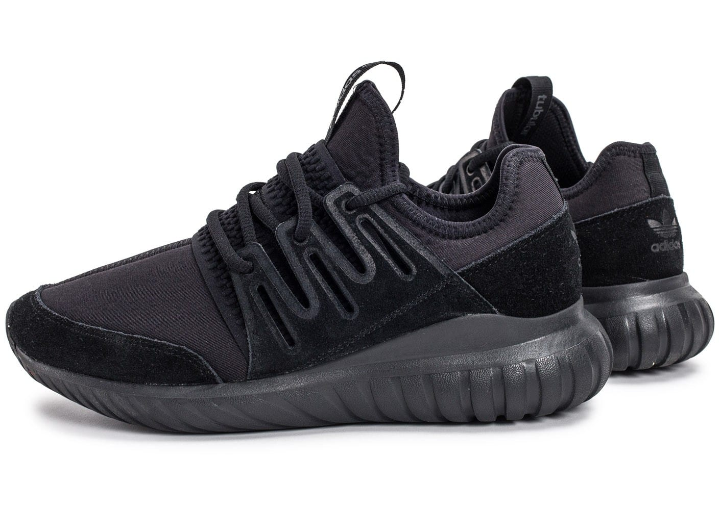 new authentic official photos size 7 adidas Tubular Radial noire - Chaussures Baskets homme ...