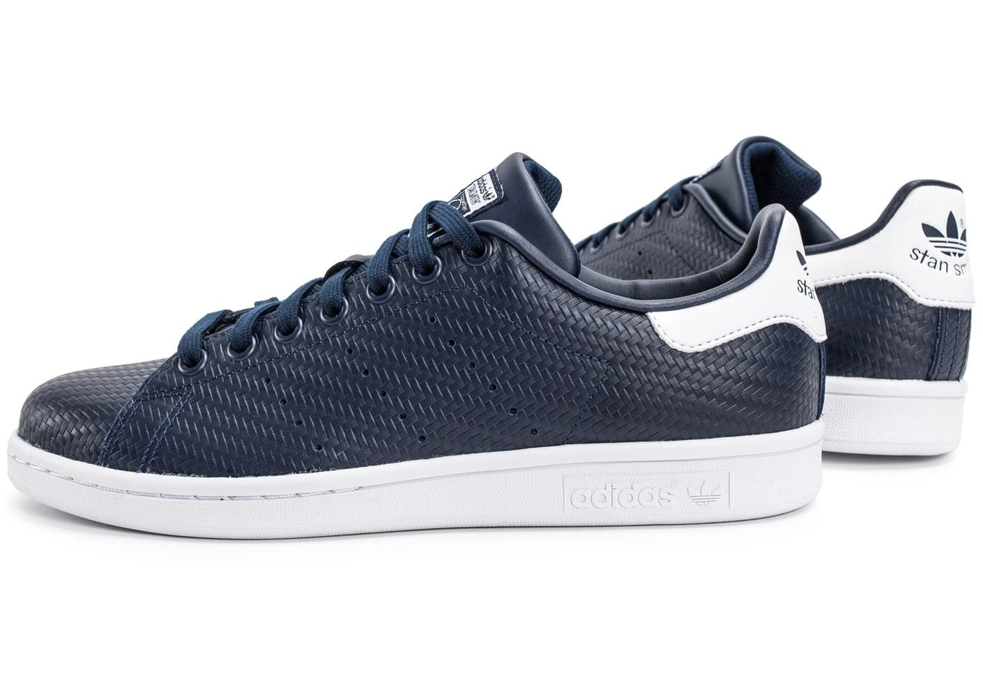 adidas Stan Smith Relief bleu marine Chaussures Baskets