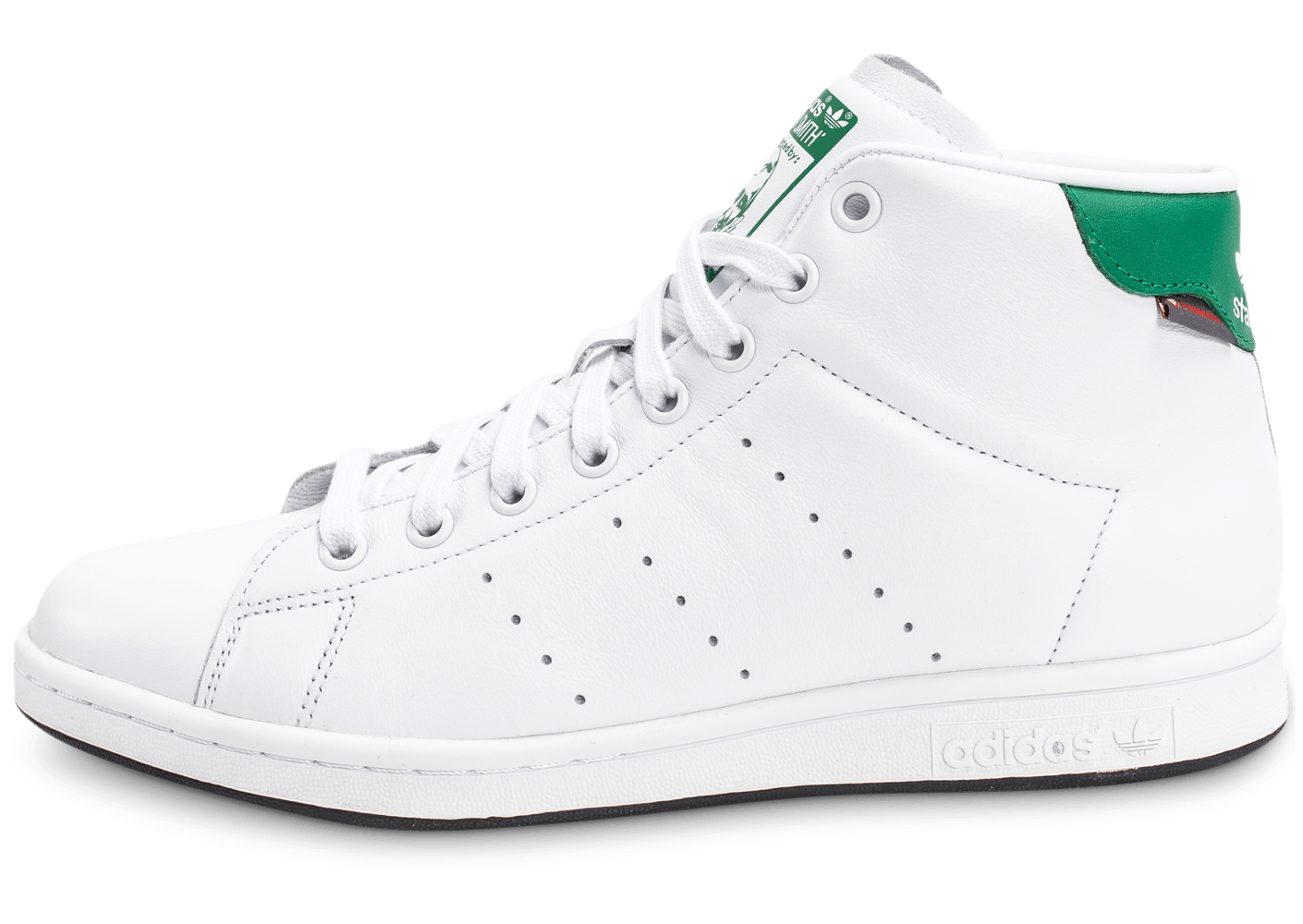 san francisco abfce 32b29 adidas Stan Smith Winter blanche - Chaussures Baskets homme - Chausport