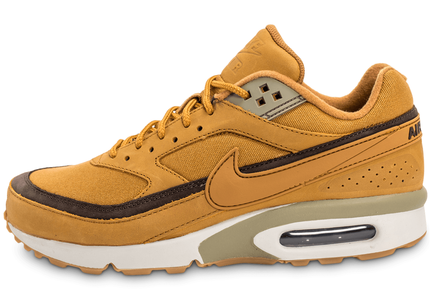 on sale 934d8 7f988 ... norway nike air max bw wheat chaussures baskets homme chausport 2ee48  81827