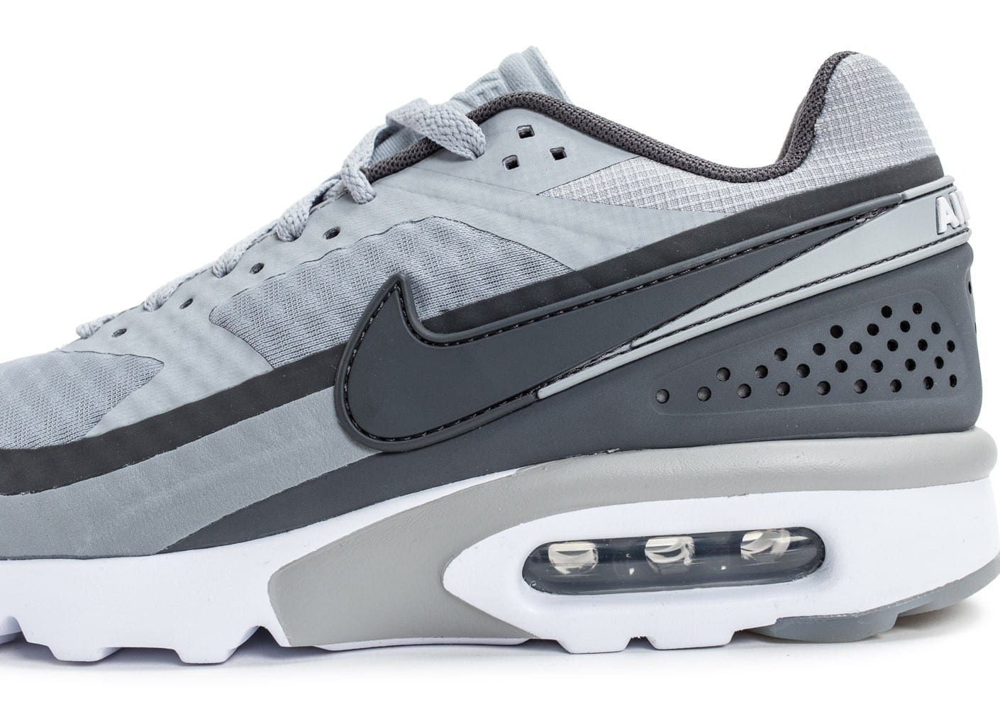 1e9e090af3 Nike Air Max BW Ultra grise - Chaussures Baskets homme - Chausport