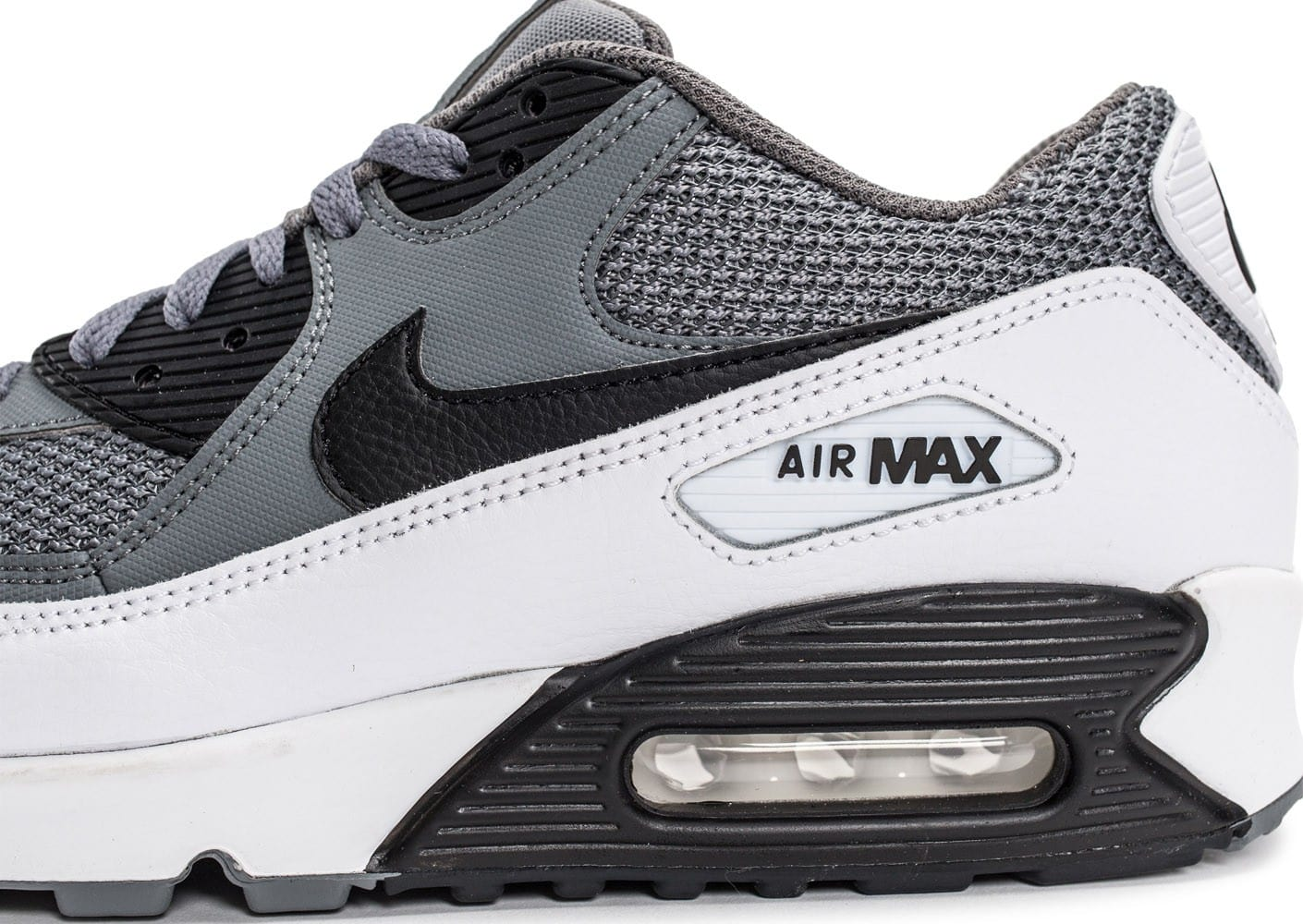 low priced 2da13 c2bd1 air max 90 essential blanche Chaussures Hommes Nike ...