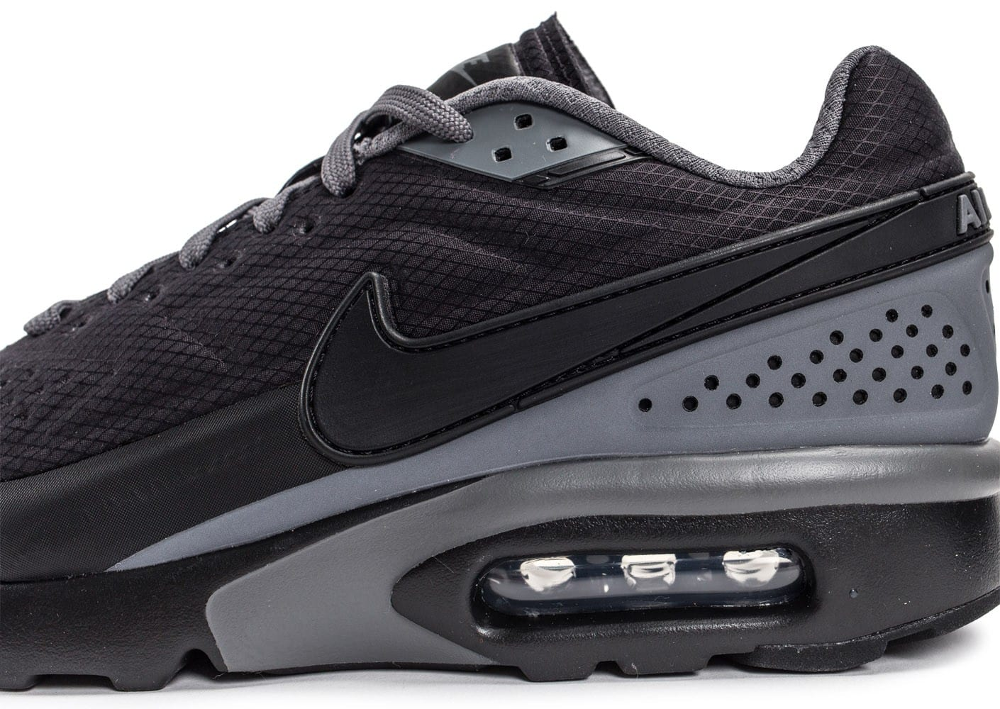 separation shoes 05972 0e8f0 ... Chaussures Nike Air Max BW Ultra SE noire vue dessus