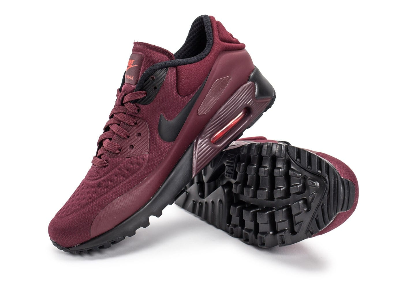 air max rouge bordeaux homme