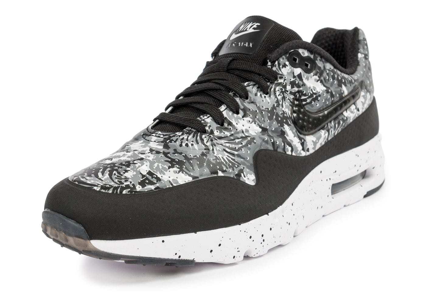 quality design df539 9ab0d Nike Air Max 1 Ultra Moire dark grey - Chaussures Baskets homme ...