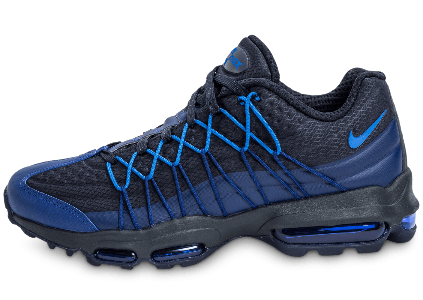 huge discount fce5a e7694 Nike Air Max 95 Ultra Se bleu marine