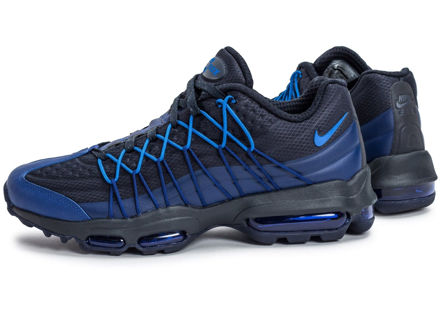 Nike Air Max 95 Ultra Se bleu marine Chaussures Baskets