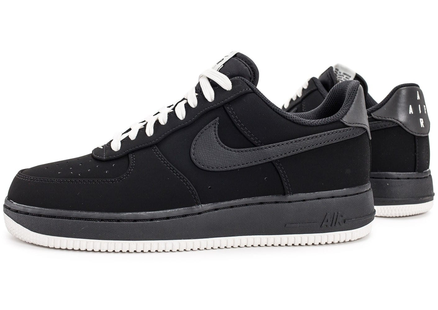 Force 1 Chausport Homme Air Low Baskets Chaussures Nike Sail Black PwXnOkN80