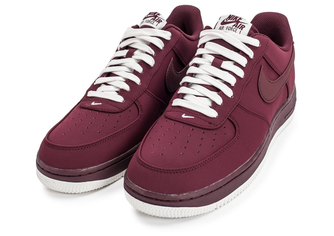 nike air force 1 femme bordeaux