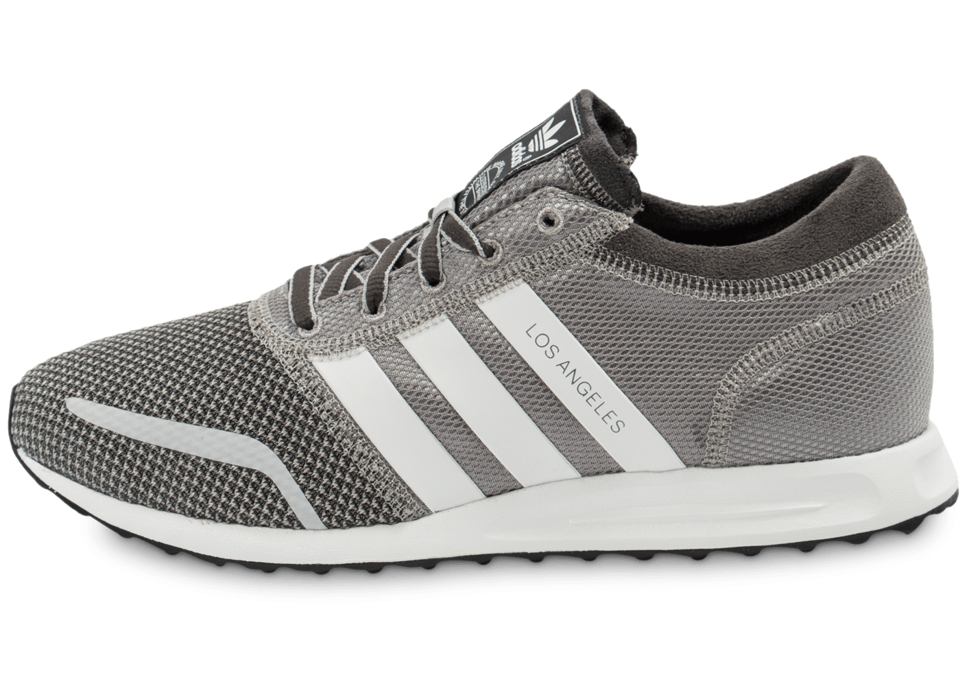 official photos 24a51 a6202 Angeles Los Homme Chaussures Chausport Adidas Argentée Baskets aOw5x