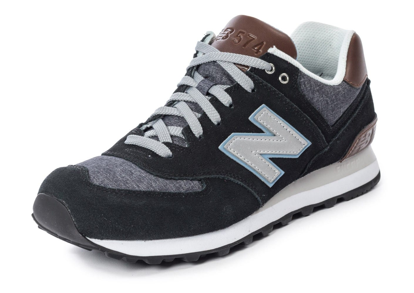 Chaussures New Balance ML574 40 rouges Casual DEwL5f8lg
