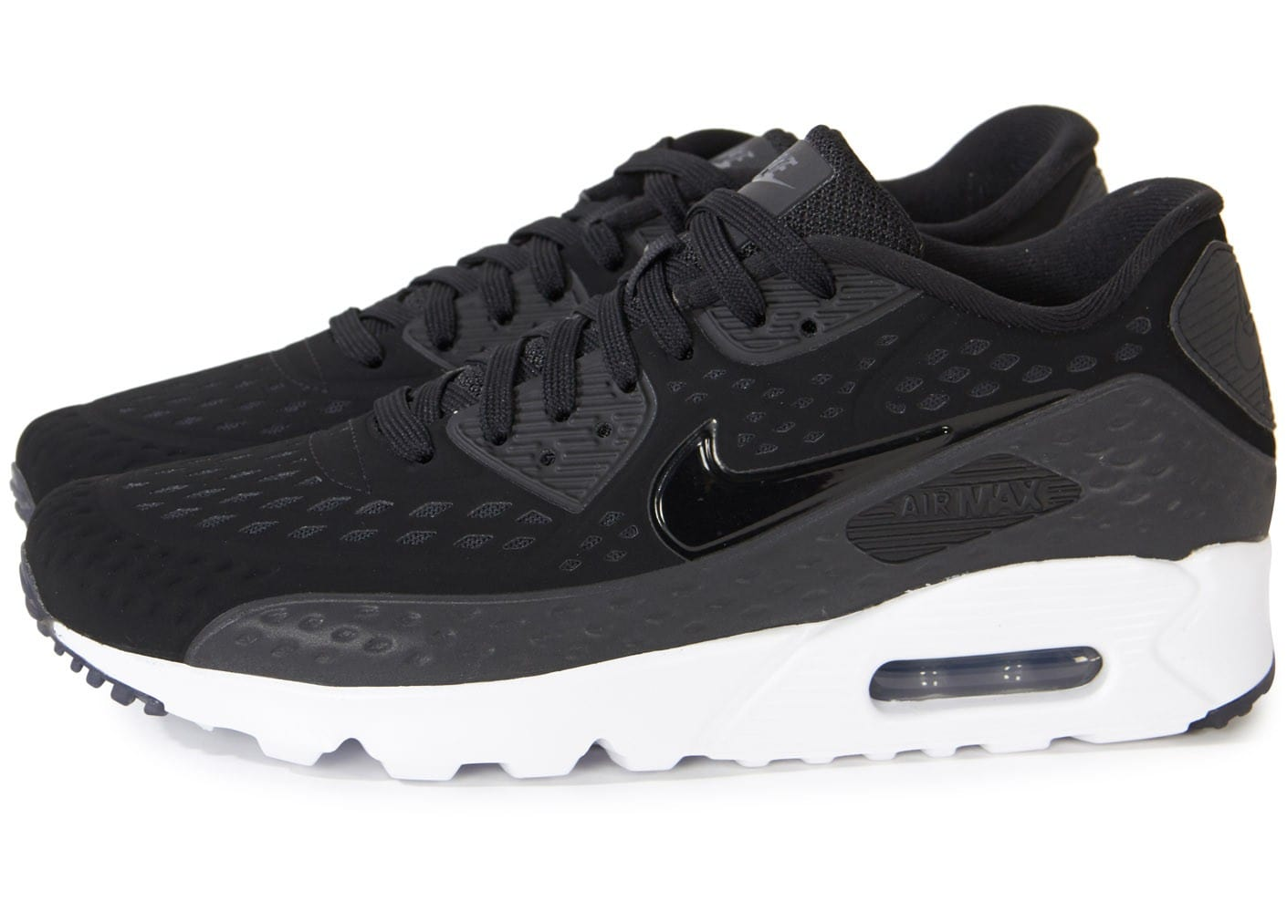 Nike Air Max 90 Ultra Br Noire Chaussures Baskets homme