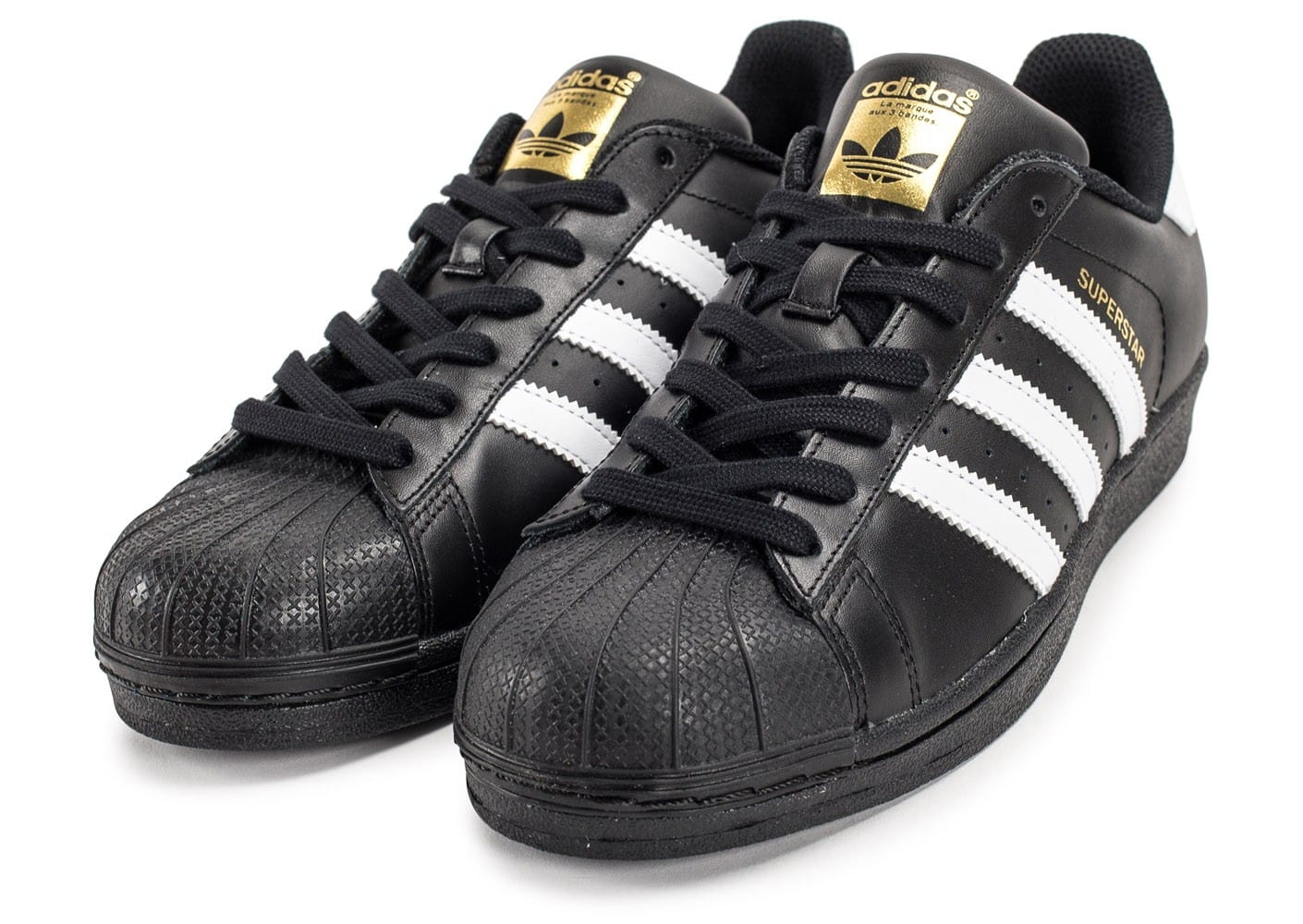 adidas superstar foundation noir