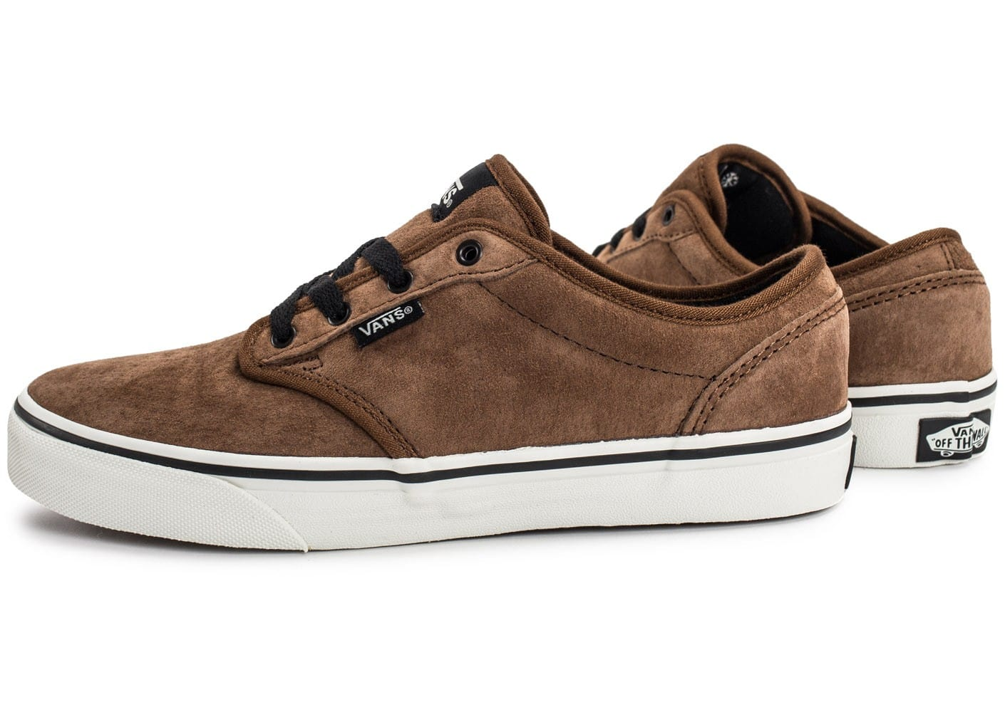 Suede Marron Atwood Enfant Mte Vans Chaussures Chausport byIY6f7gv