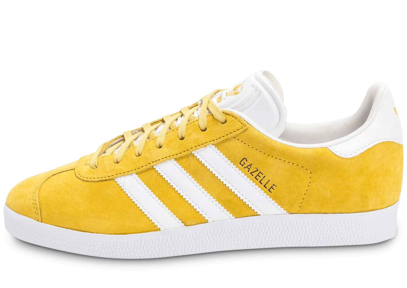 énorme réduction 6d56d 15125 adidas Gazelle jaune