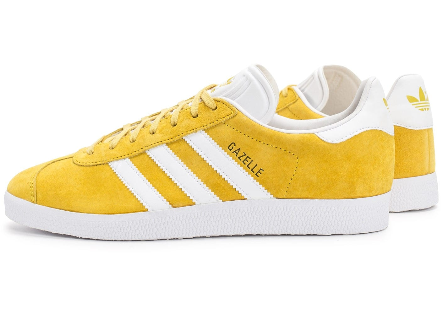adidas originals baskets gazelle jaune moutarde Off 53 ...