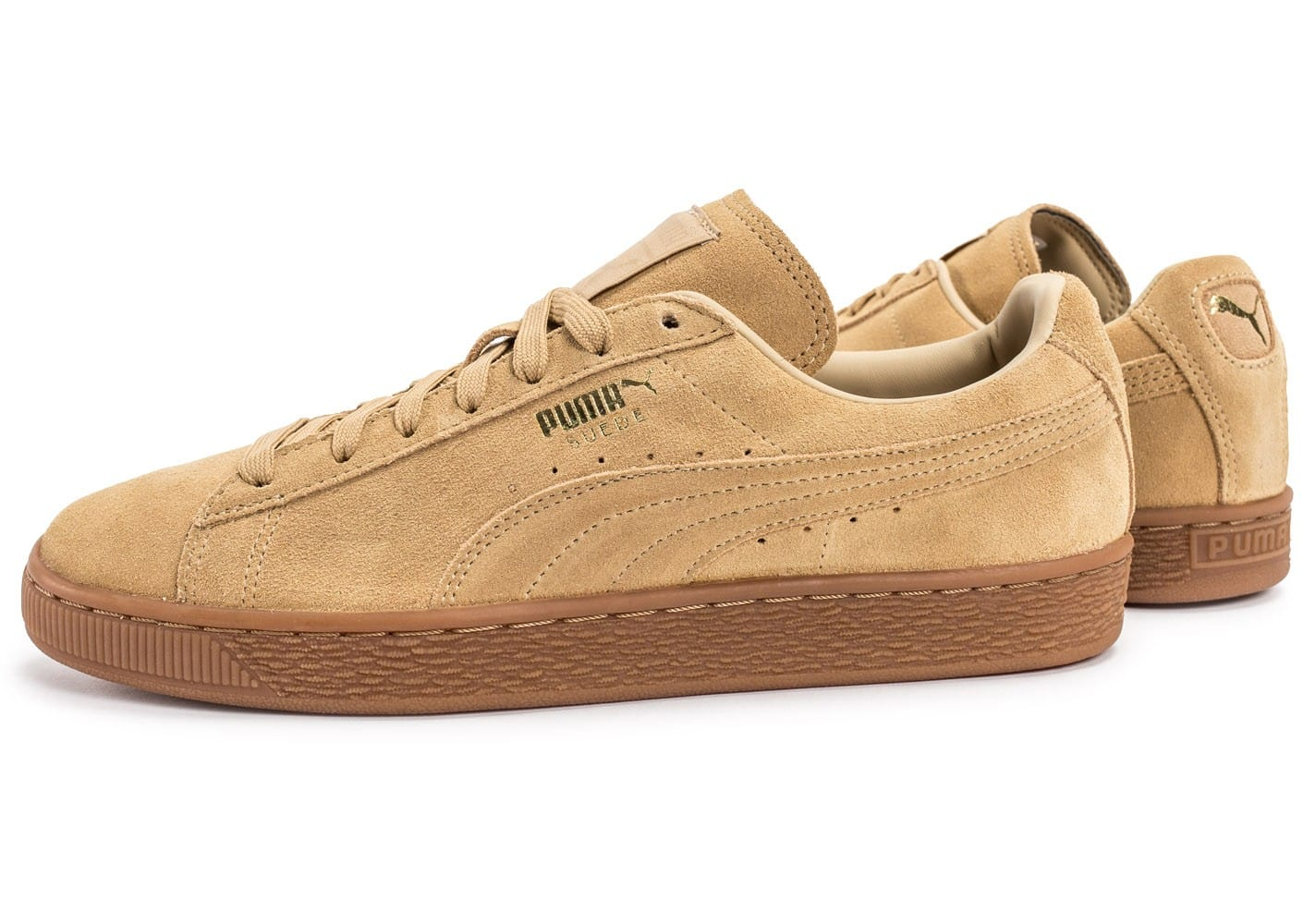 basket puma homme suede classic