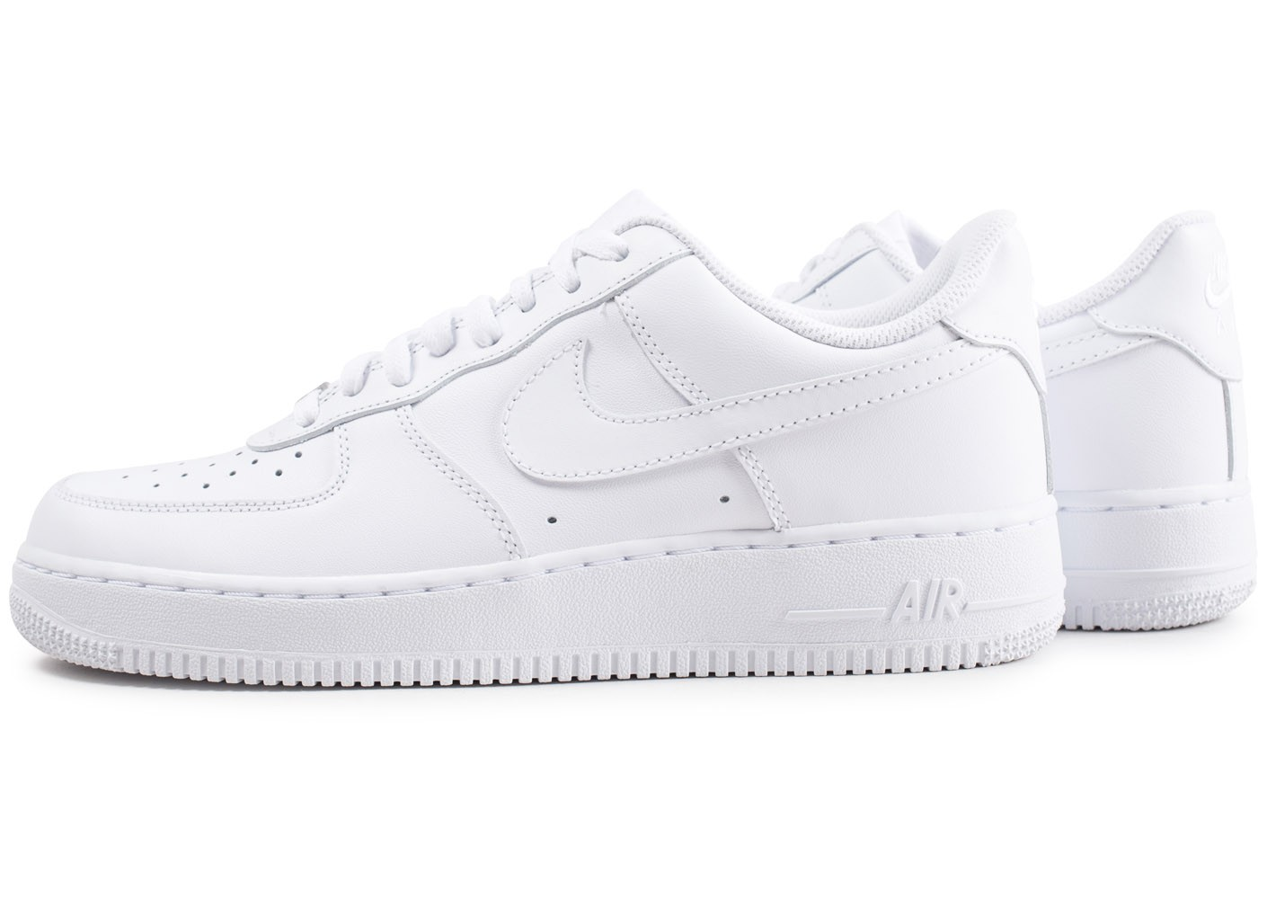 low cost cheap low cost Nike Air Force 1 Blanche - Chaussures Basket mode - Chausport
