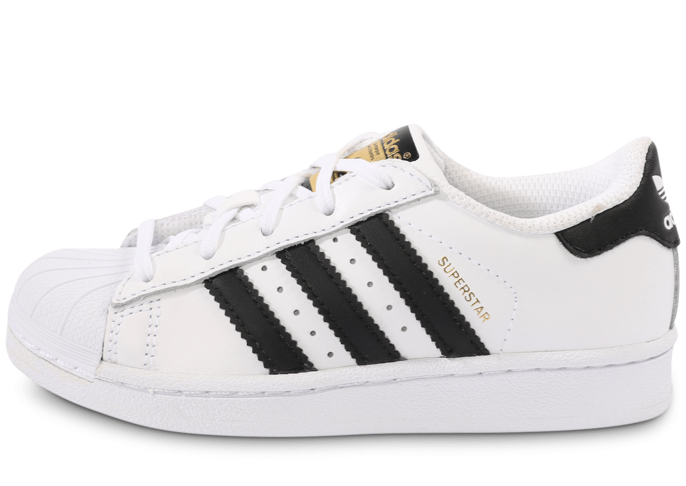 adidas Superstar Foundation noir et blanc