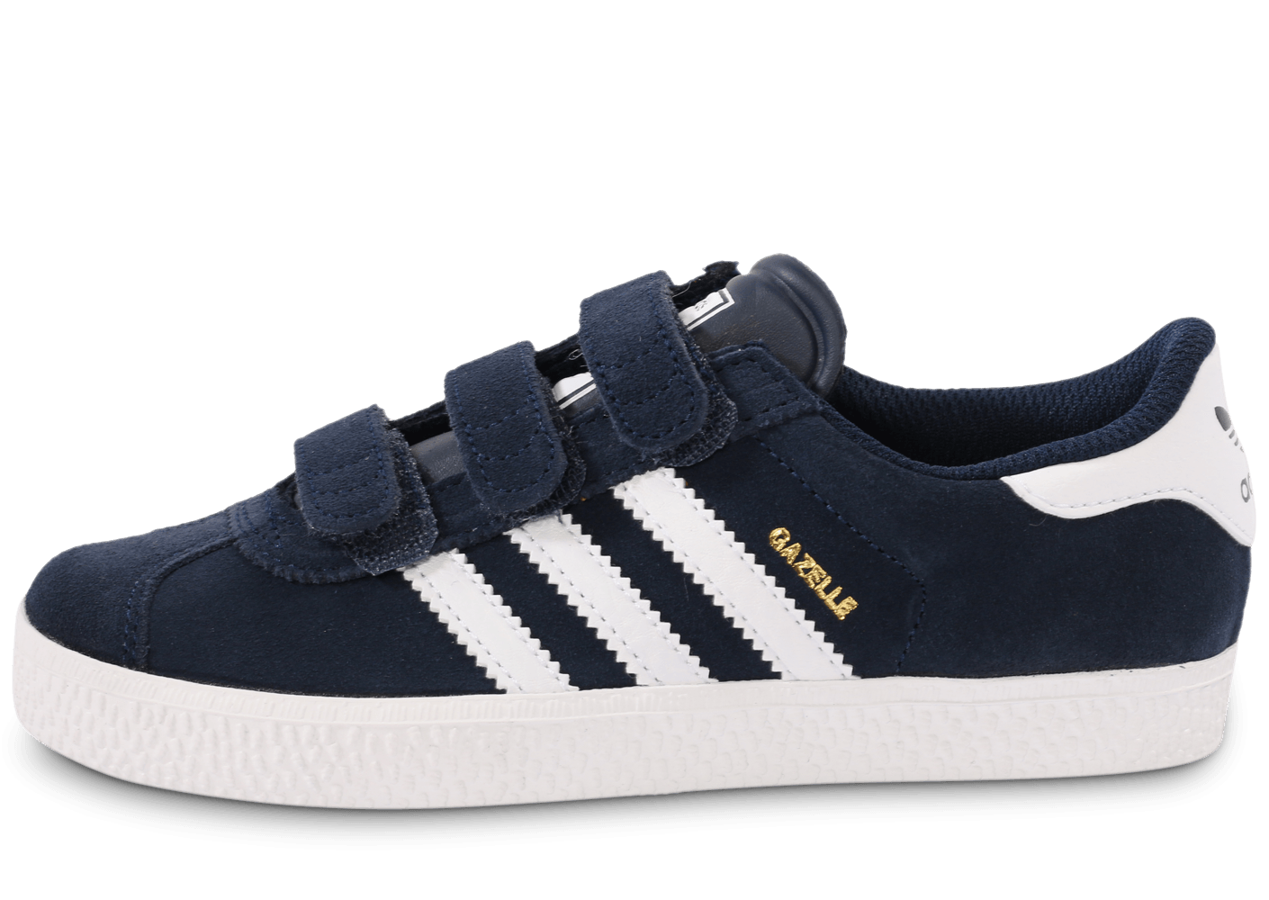 Baskets Adidas Gazelle Bleu Enfant