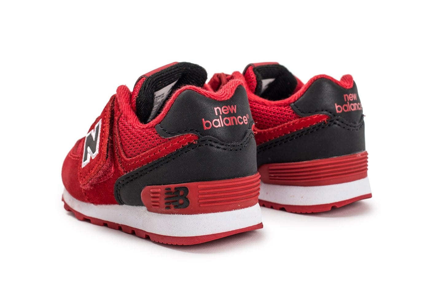 new balance 247 enfant rouge