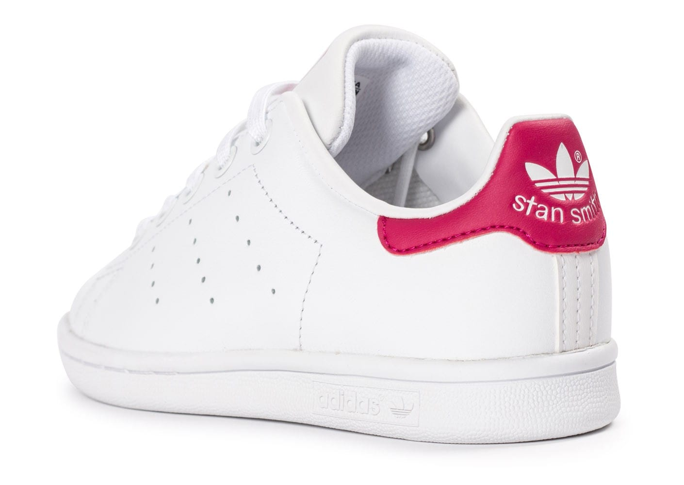 adidas stan smith enfants rose