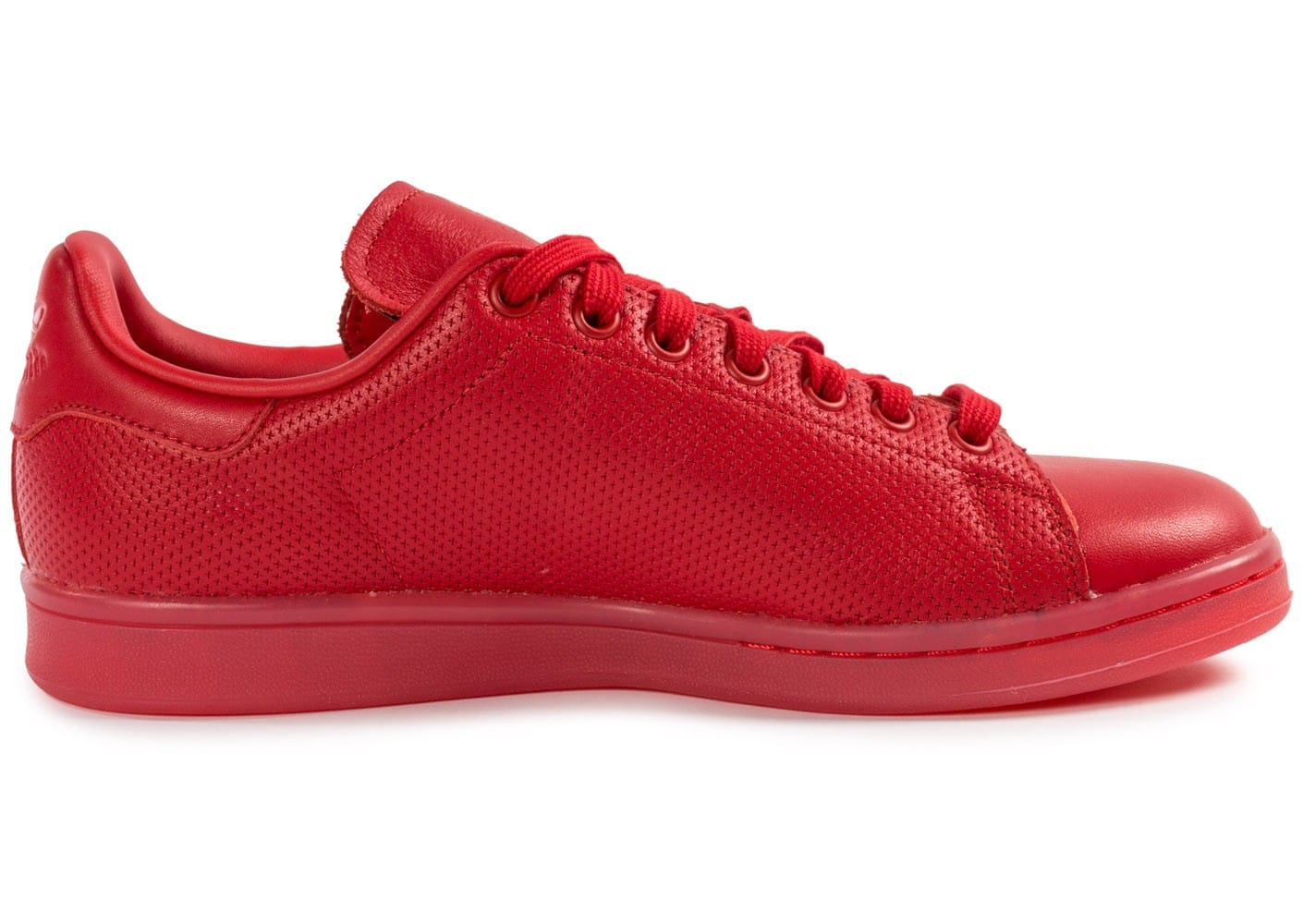 adidas Stan Smith Adicolor rouge Chaussures Baskets homme