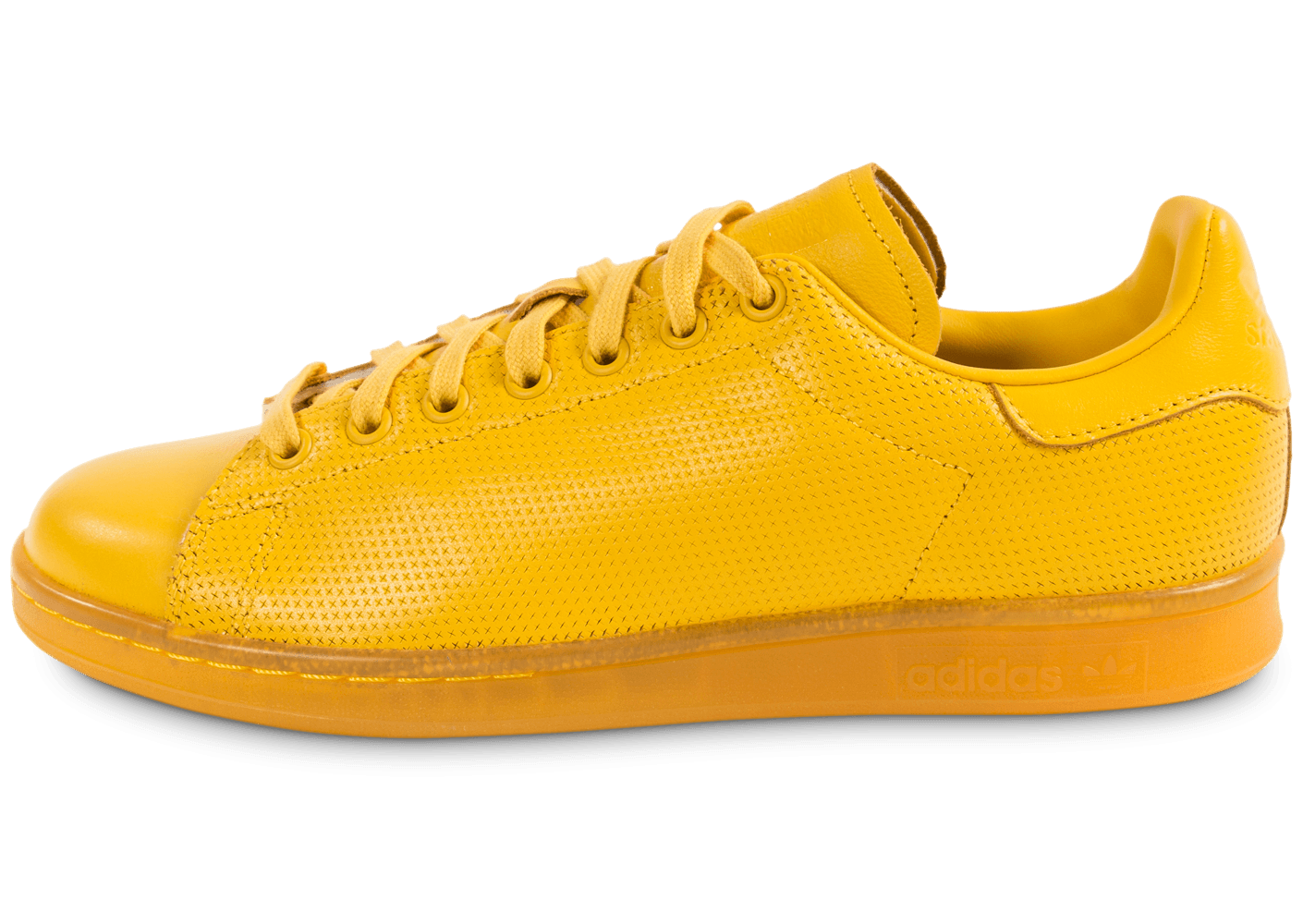 adidas stan smith jaune