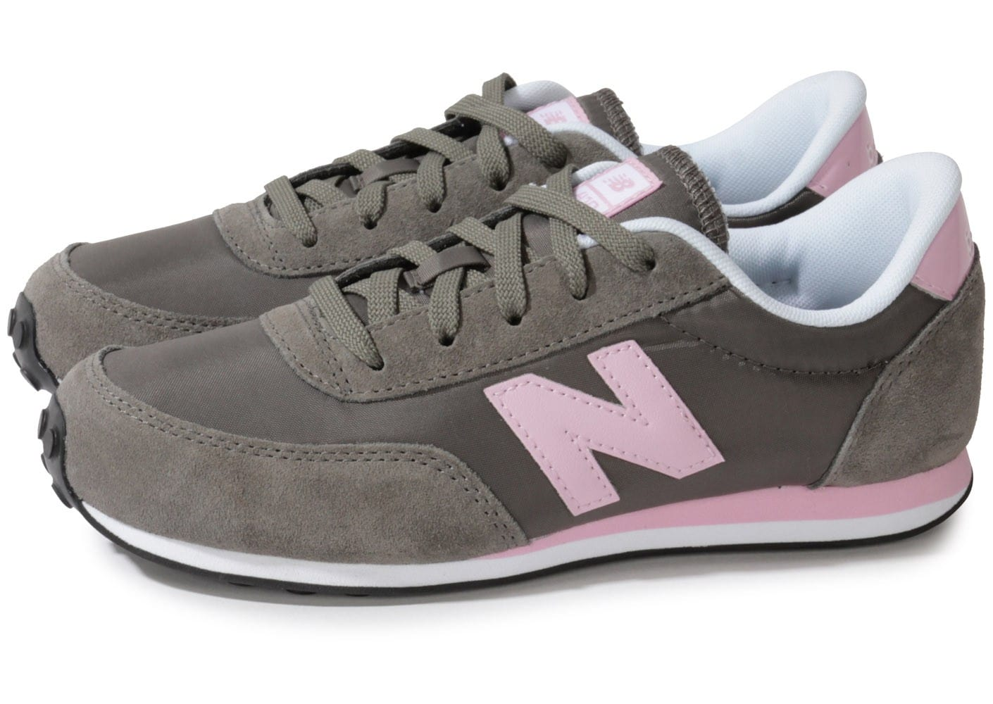 Et Chaussures New Grise Junior Balance Kl410 Rose 7Oq6f