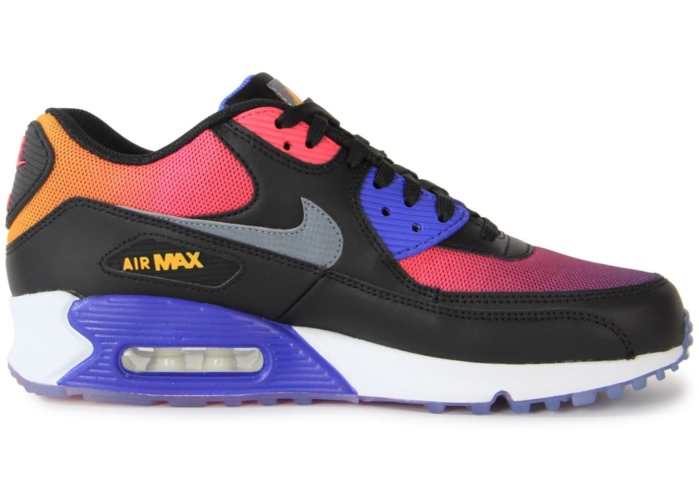 huge selection of da362 157e4 ... Chaussures Nike Air Max 90 Sd Sunset vue dessous ...