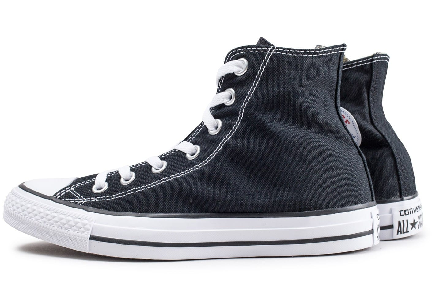 Converse Chuck Taylor All Star noire - Chaussures Baskets ...