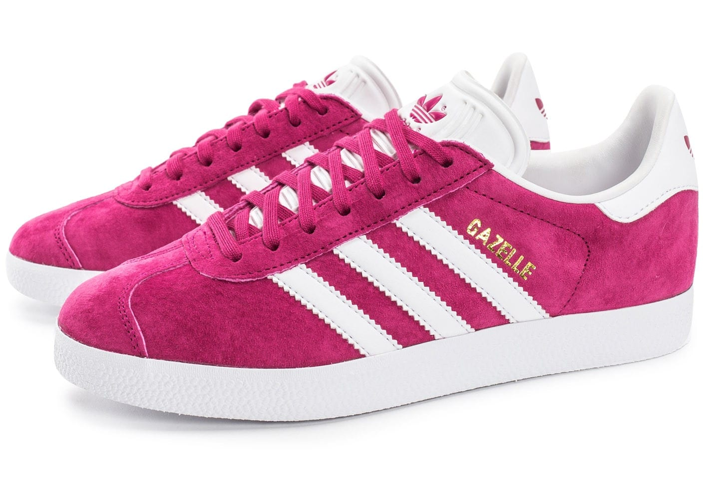Rose Chausport W Adidas Gazelle Chaussures 0wXYHHq