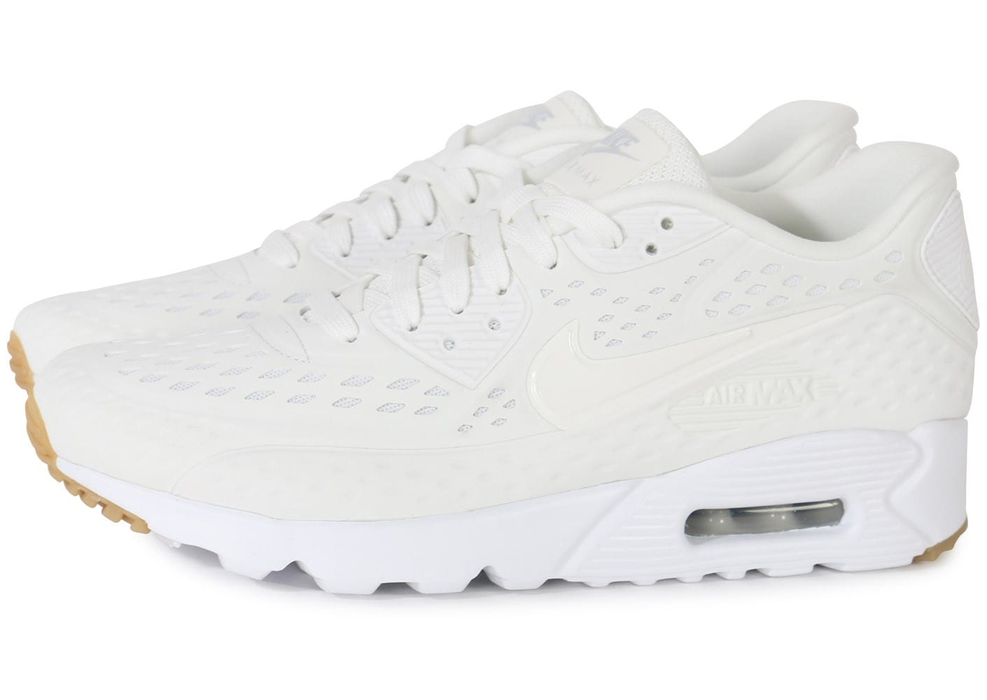 Nike Air Max 90 Ultra Br White Chaussures Baskets homme