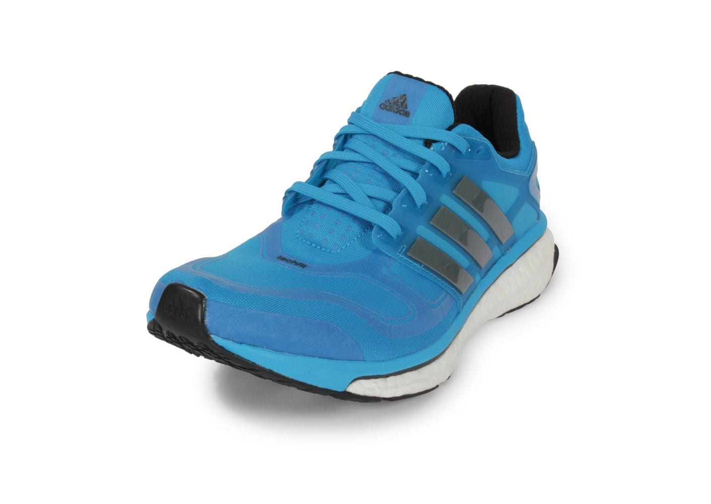 adidas Energy Boost Bleue Chaussures Baskets homme Chausport