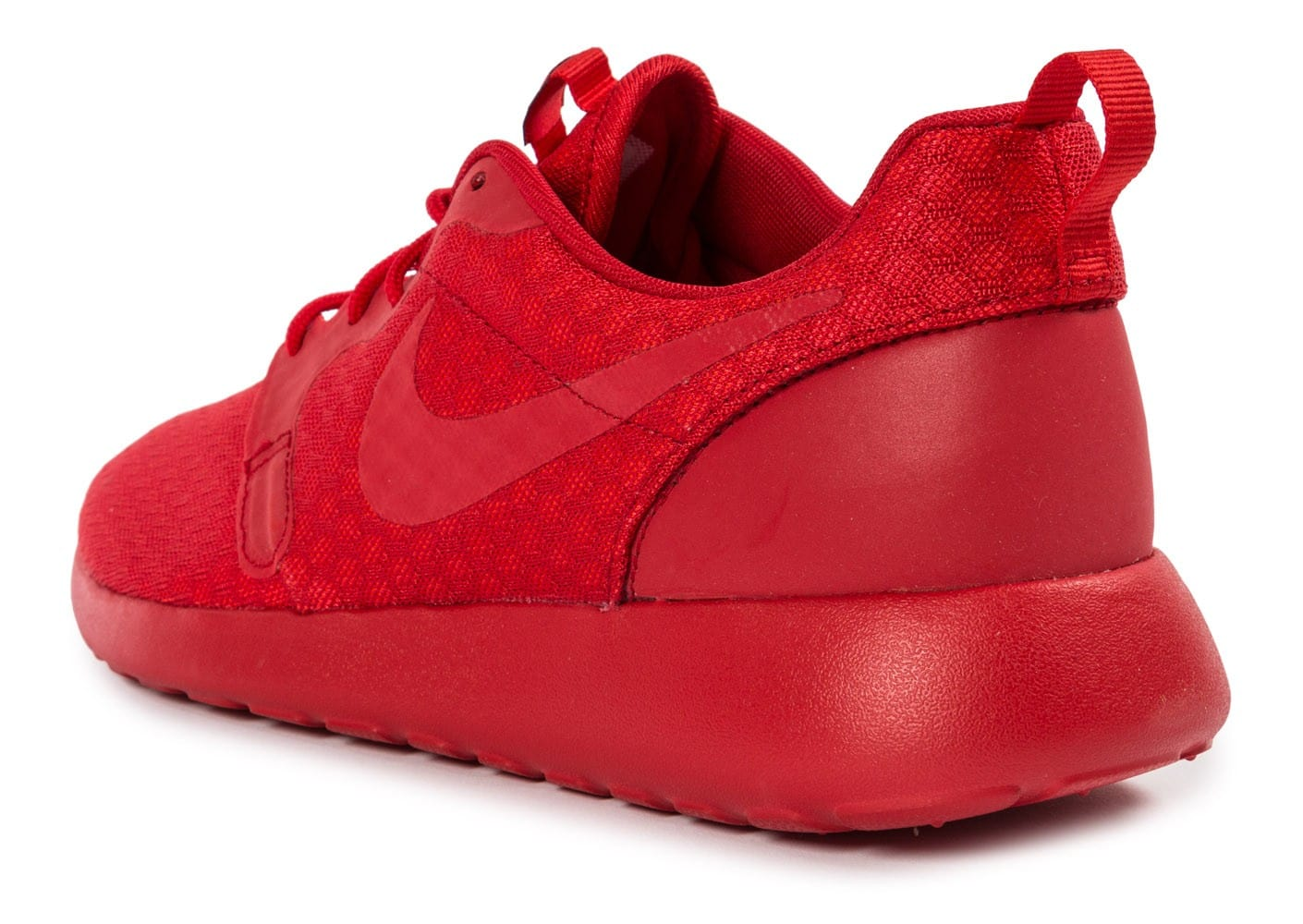 Chaussures Nike Roshe Run rouges Fashion homme btJxX45A