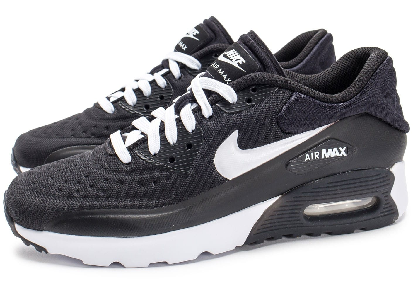 in stock pretty cool new list Essential Nike blanche Junior Air noire et Max Ultra 90 ulJFcT15K3
