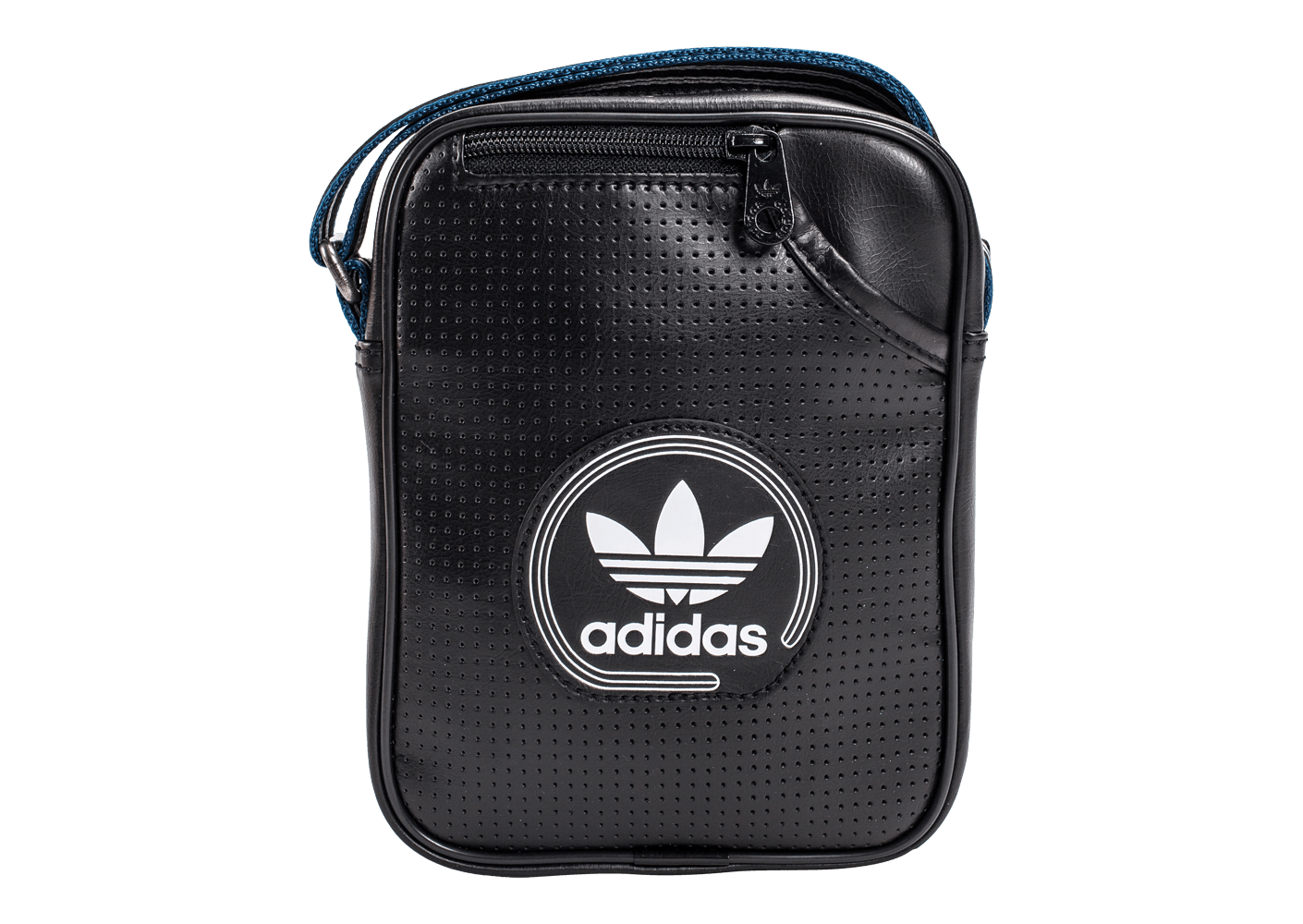 Adidas Perforated Bag Sacoche Chausport Mini Noire TF13KJlc