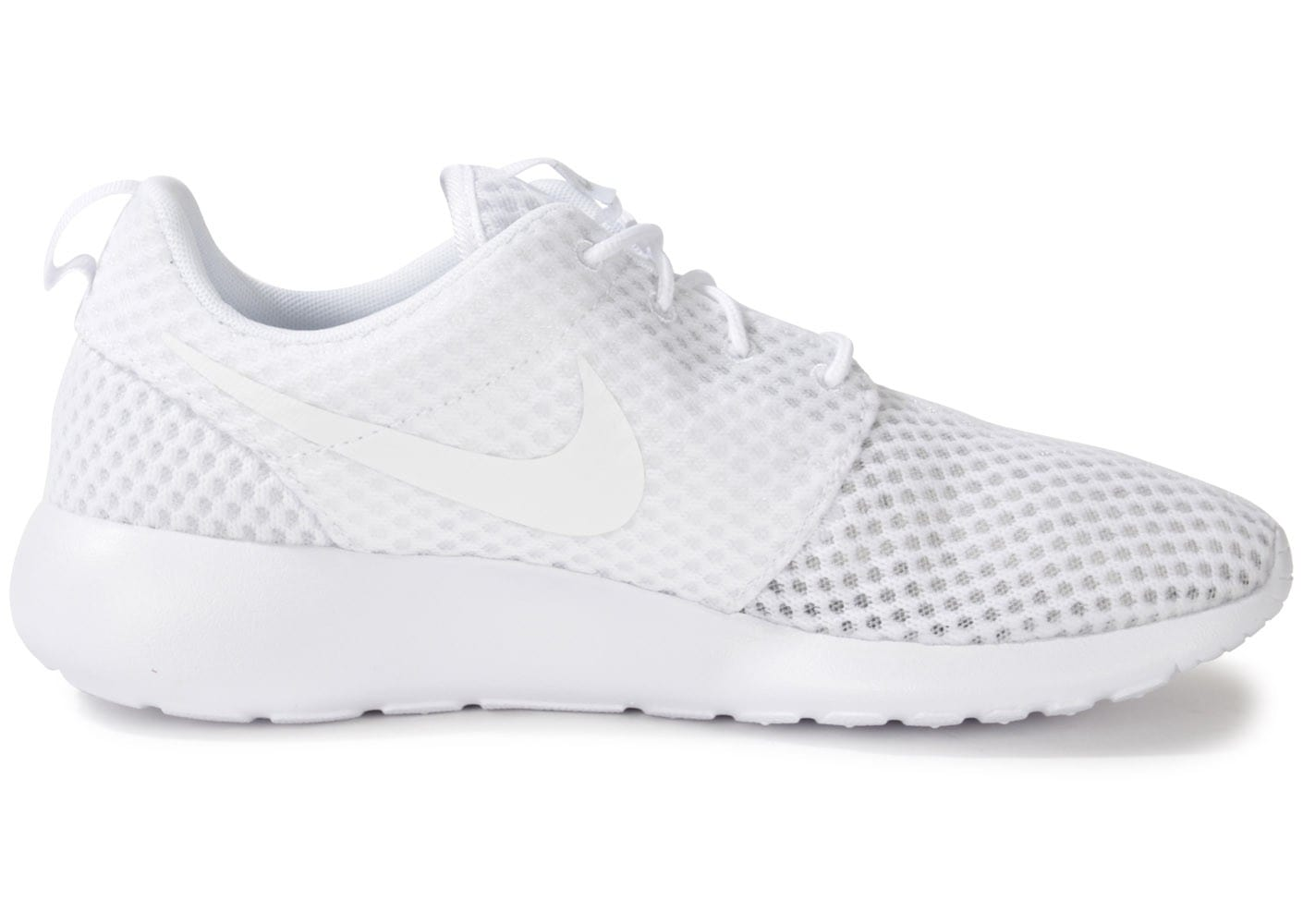 nike roshe run breeze blanche chaussures baskets homme chausport. Black Bedroom Furniture Sets. Home Design Ideas