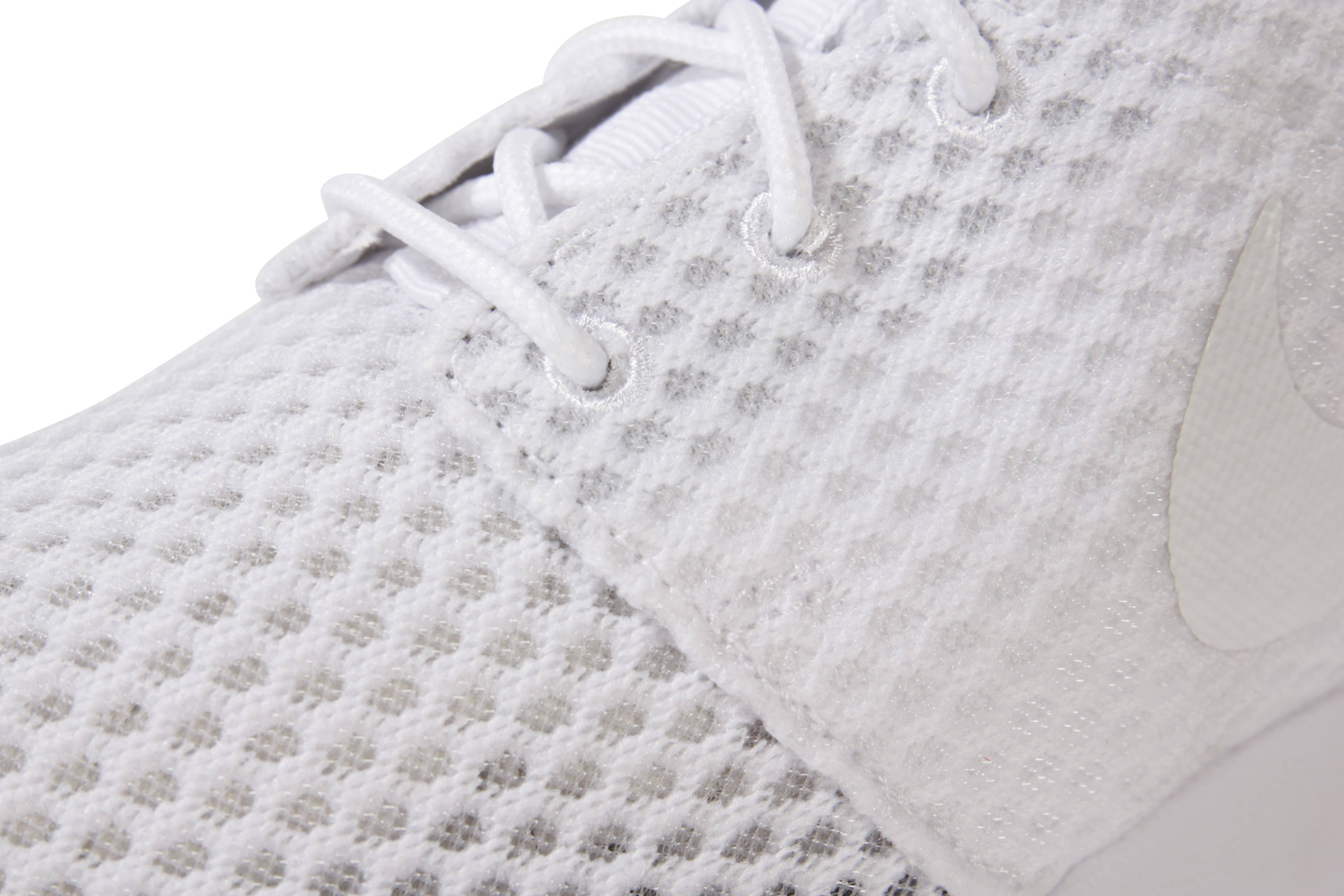 San Francisco 5f78d 47e84 Nike Roshe Run Breeze Blanche - Chaussures Baskets homme ...