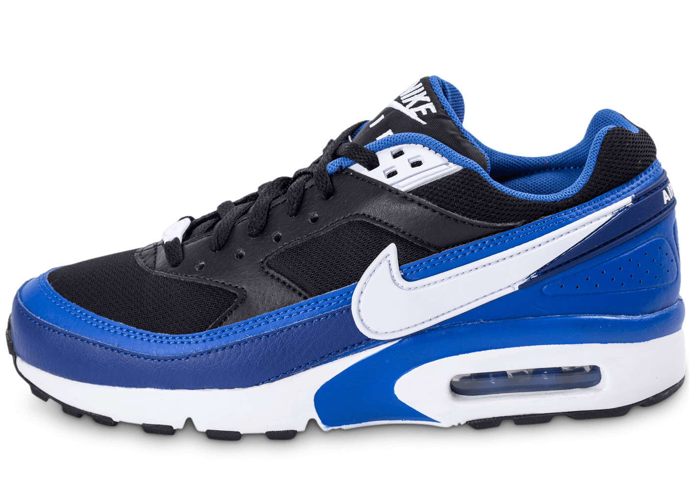 new style 92f3c 5e629 Nike Air Max BW Junior bleue - Chaussures Enfant - Chausport