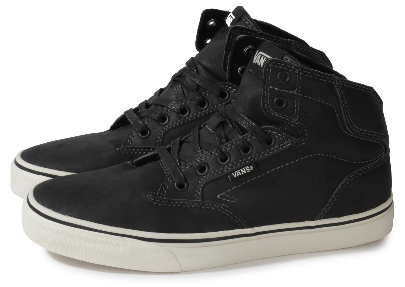 Chaussures Vans Suede noires homme 3ZoX9