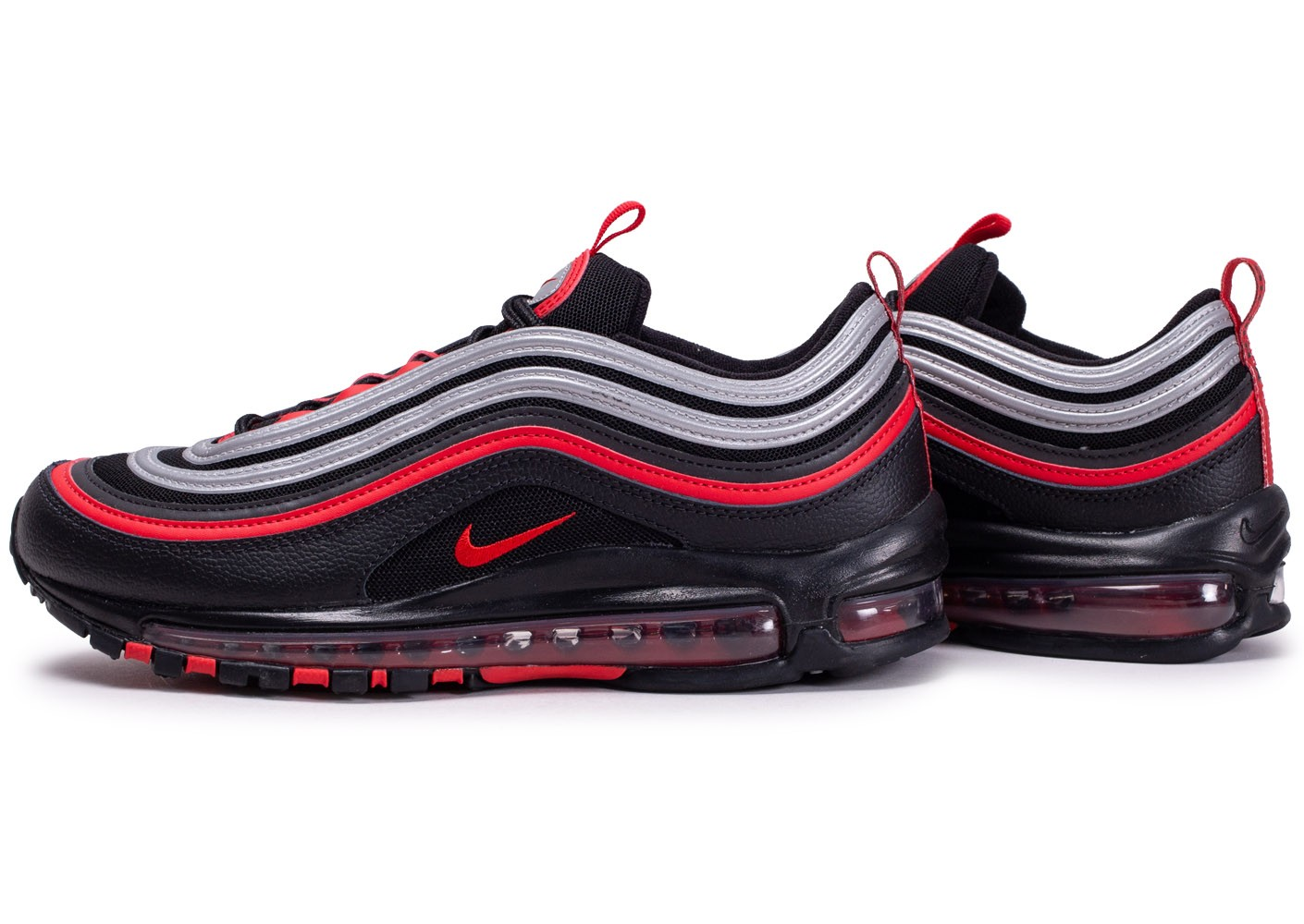 air max 97 rouge grise