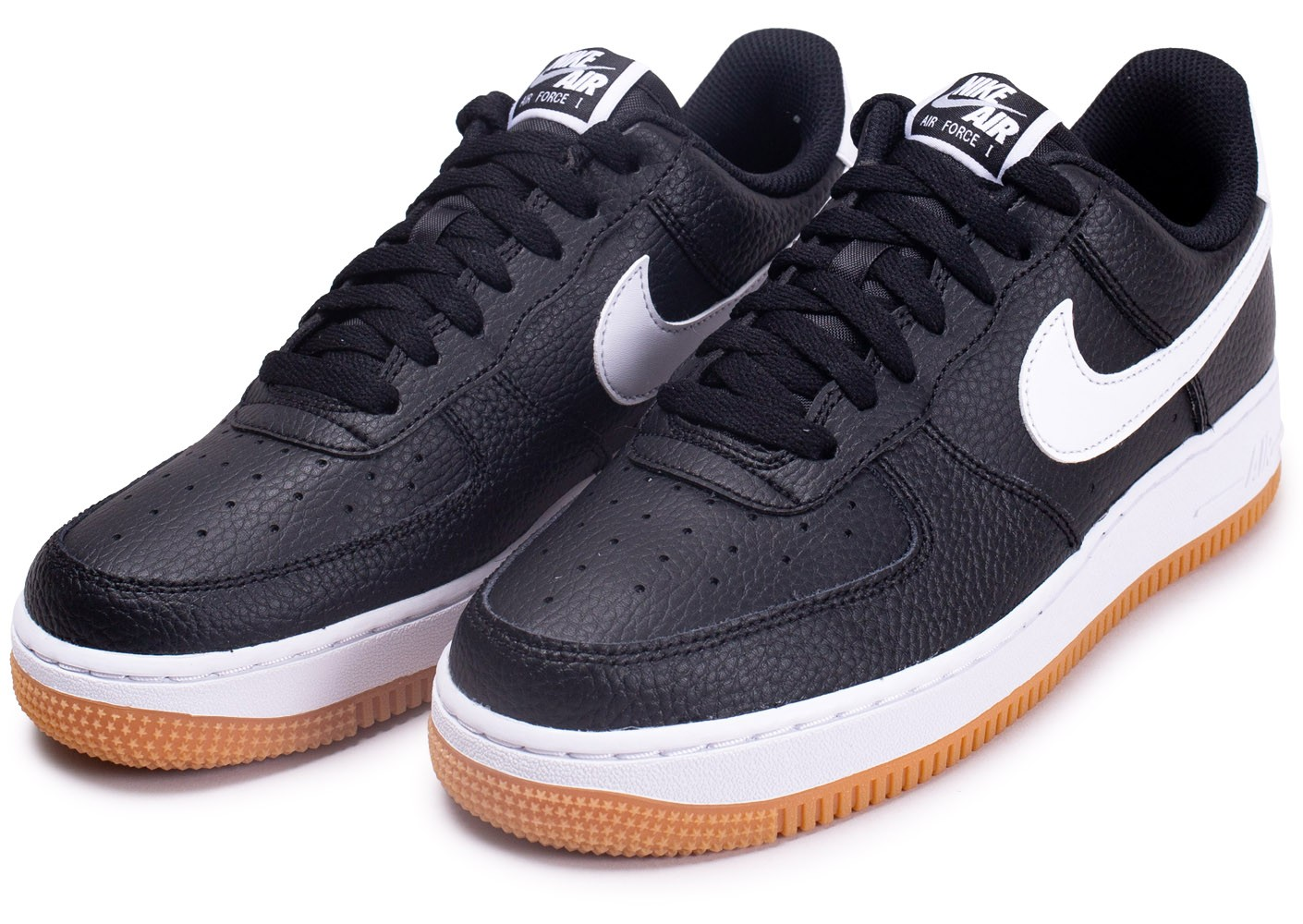air force 1 blanc noir gum